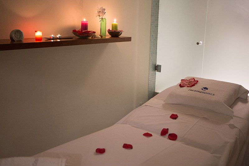 Beauty treatments at Prestige Victoria Hotel & Spa