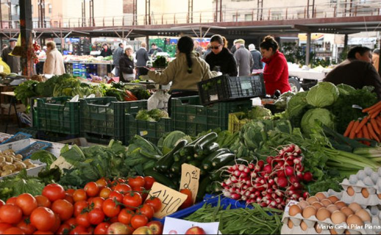 MARKETS IN THE PROVINCE